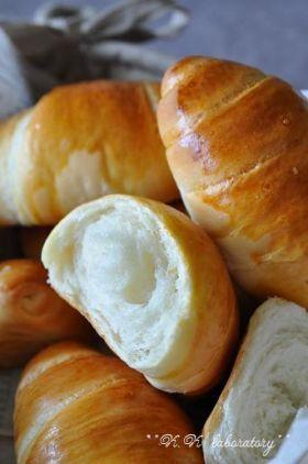 「トリモリンでしっとりバターロール」nonnon | お菓子・パンのレシピや作り方【corecle*コレクル】