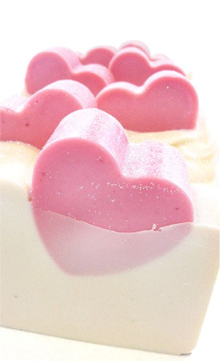 Recipe: Love is In The Air Soap