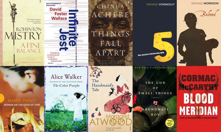 After Robert McCrum finished his two-year-long project compiling the best novels written in English, you had a lot to add. Here are the 15 books that received most votes to join the list