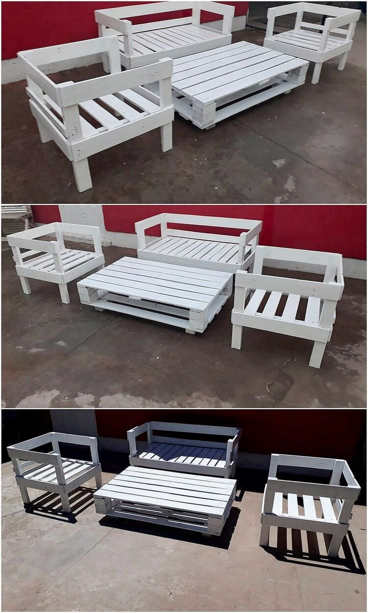 Best 546 DIY furniture from pallets