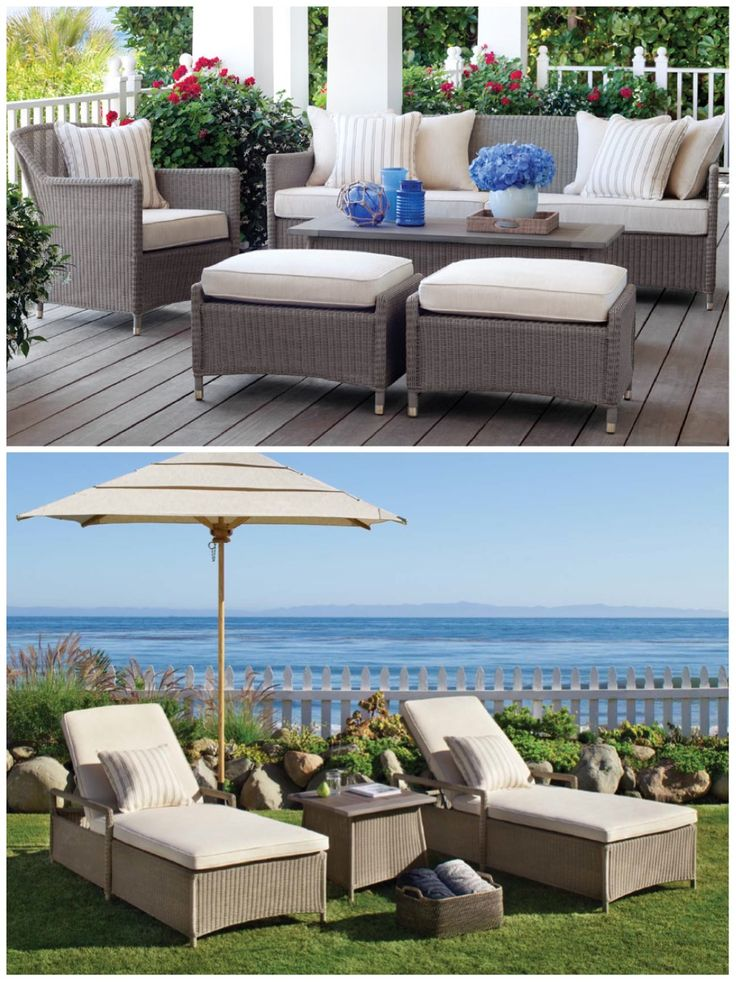The Southampton Collection By Brown Jordan Outdoor Furniture | 50 Luxury Patio  Furniture Collections Part 38