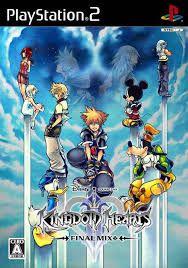 Number 3 kingdom hearts 2 final mix