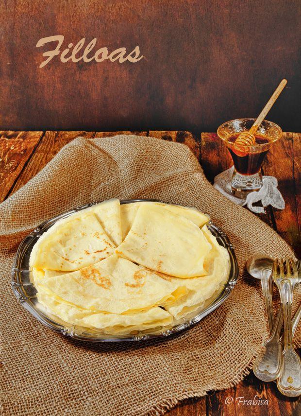 La cocina de Frabisa: Filloas. COCINA GALLEGA. Receta