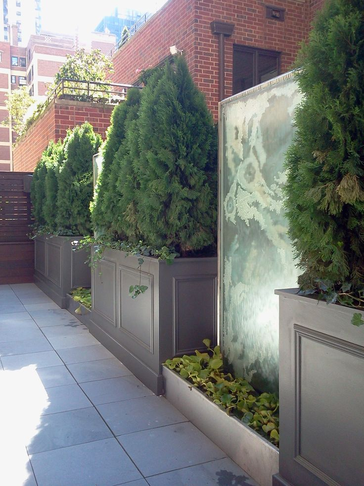 Chicago Roof Deck Urban Garden Landscape Design