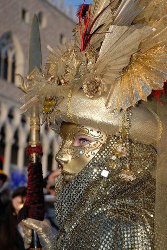 Mardi Gras In New Orleans, Carnaval Do Rio De Janeiro And Carnevale Di Venezia