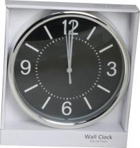 Silver Clock Nanny Cam