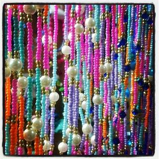 accesorios AVE MARIA con perlitas