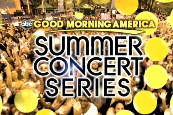 Winner and one guest will receive VIP passes to the Good Morning America 2015 Concert Series of their choice.  2014's GMA Concert Series featured Lady Gaga, Kings of Leon, Florida Georgia Line, Demi Lovato, Jennifer Lopez, and many many more! 2015 is sure to be an incredible summer lineup as well!