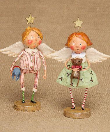 Another great find on #zulily! Babes in Toyland Figurine Set #zulilyfinds