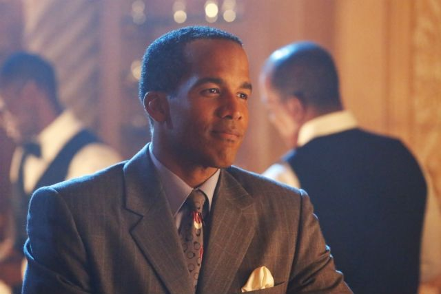 'Agent Carter' Star Reggie Austin On Playing Peggy's Rebound Guy And Discovering Hollywood History On Location [EXCLUSIVE INTERVIEW]