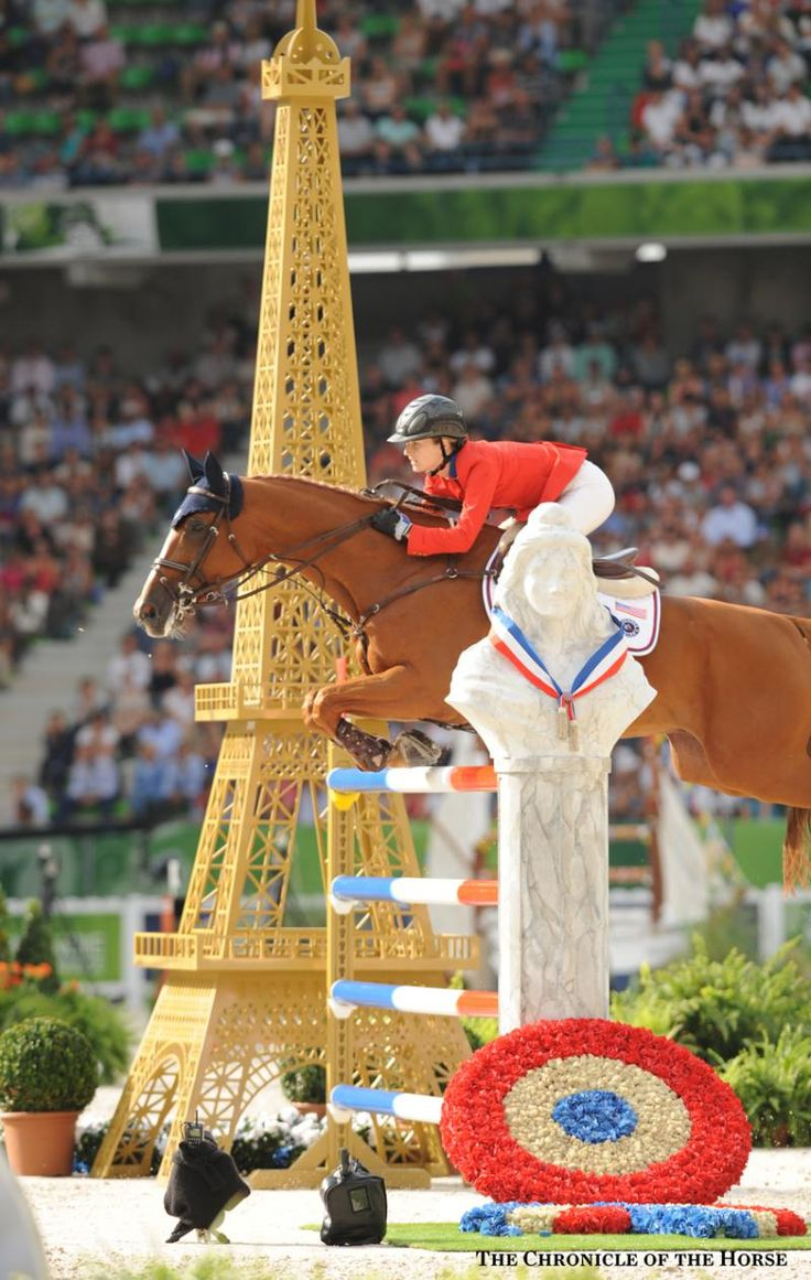 Lucy Davis and Barron Photos & Video | The Chronicle of the Horse