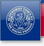 Aldershot Town Football Club.