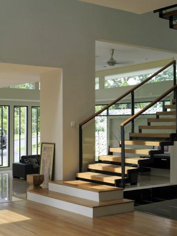 7 best Cool Interior Stairs images on Pinterest | Stairs, Banisters ...