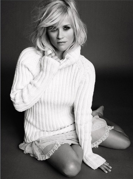 Reese Witherspoon. my favorite actress.