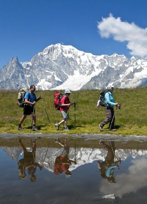 Le Tour du Mont Blanc, une randonnée incontournable pour tous les amoureux de montagne ! <3