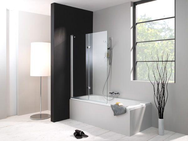 hüppe pure foldable bath screen