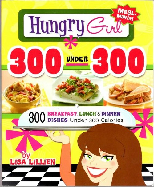This is a must-have cookbook for girls that want full-on satisfying meals but are still counting calories!