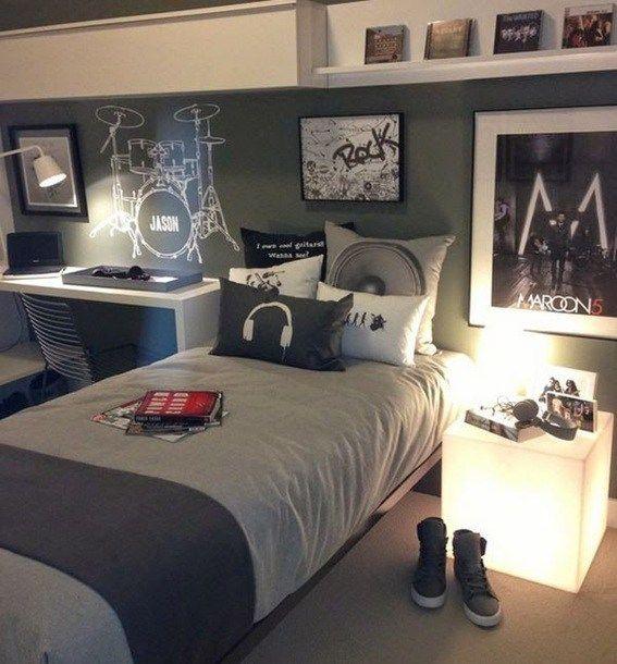 Resultado de imagen para dormitorios juveniles modernos para varones