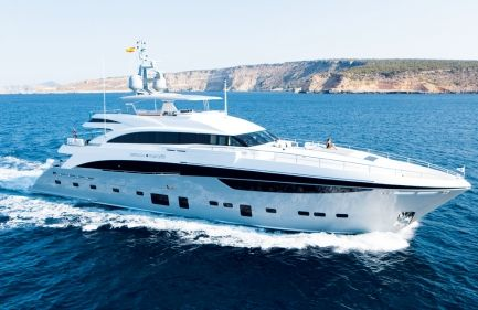 Princess Yachts International celebrated their Imperial Princess 40's enormous success.