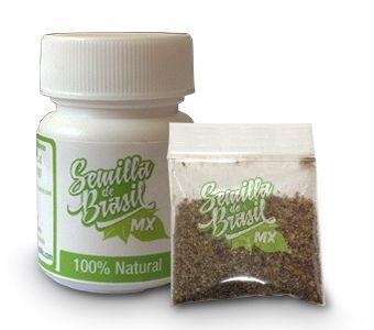 Polvo Integral de Semilla de Brasil MX. ¿Sabes que es y como funciona para bajar de peso?. Vista www.semilladebrasimx.com