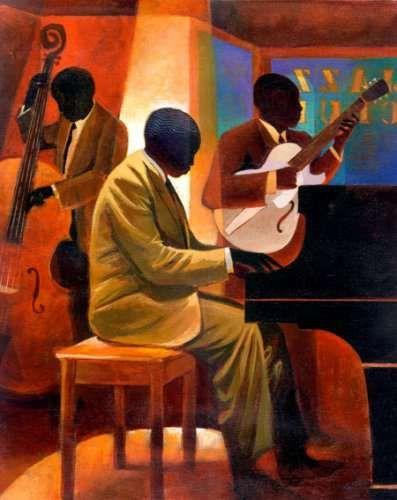 162 best Jazz Art images on Pinterest | Art music ...