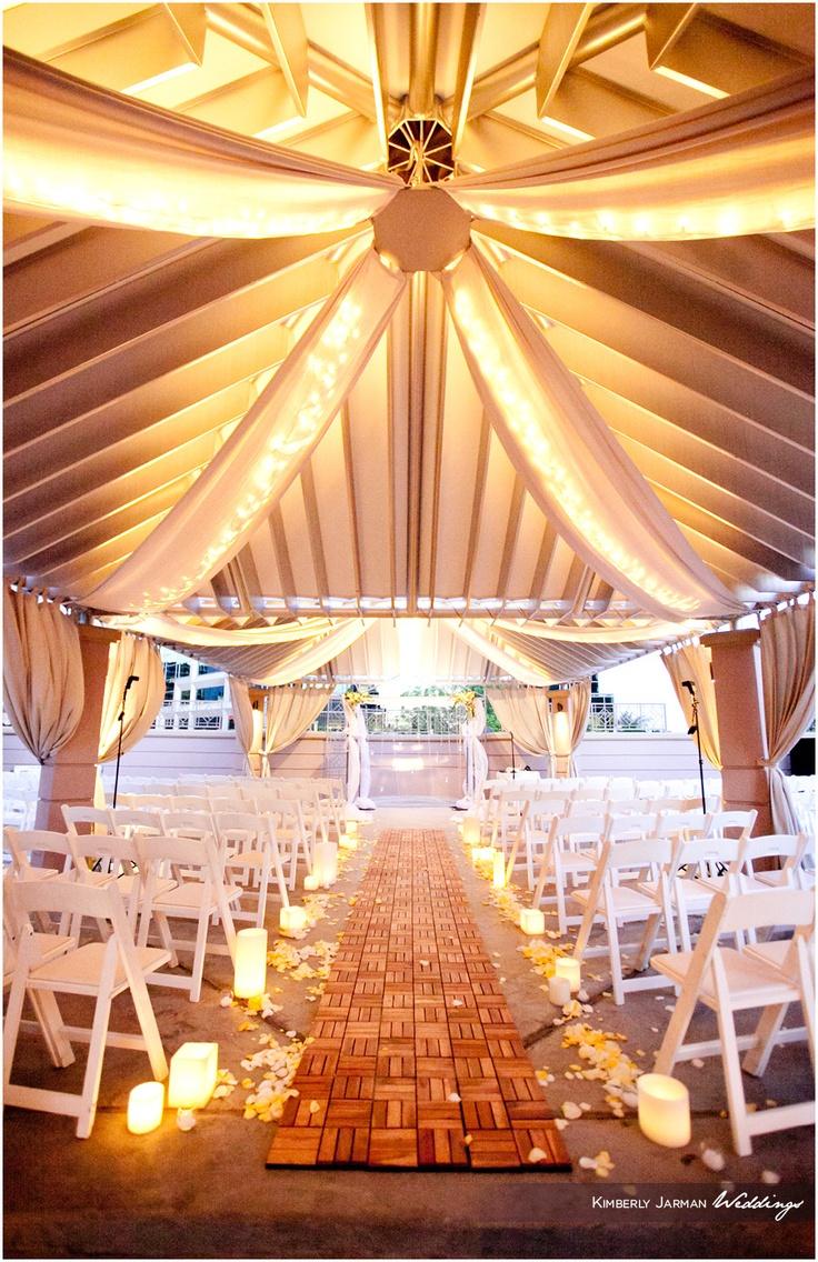 Parkay aisle runner - lovely!: Aisle Decorations, Parkay Aisle, Orange Wedding, Parquet Aisle, Wedding Aisle Runners, Lovely, Wedding Aisles, Dream Wedding