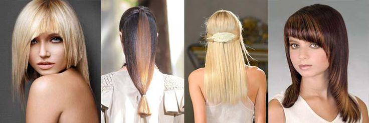 стрижки на длинные прямые волосы 2014 - МОДА