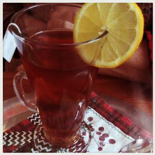 Netradičně tradiční: Zázvorový čaj /Ginger tea