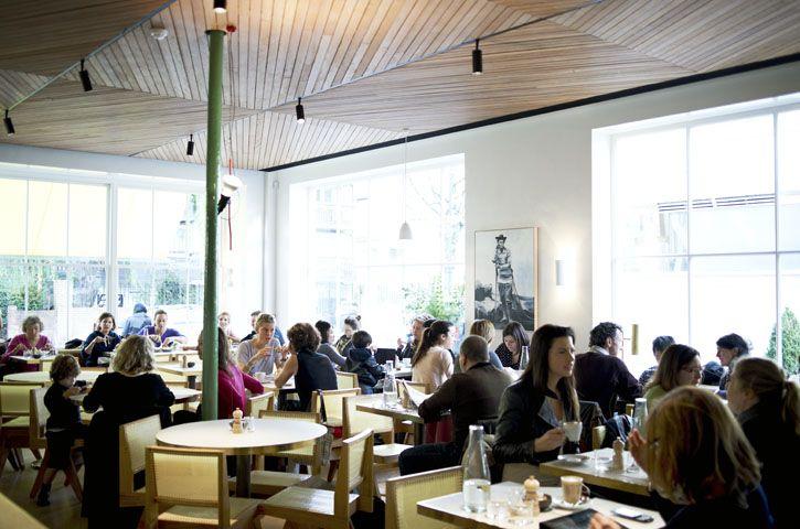 The Restaurant | Granger & Co