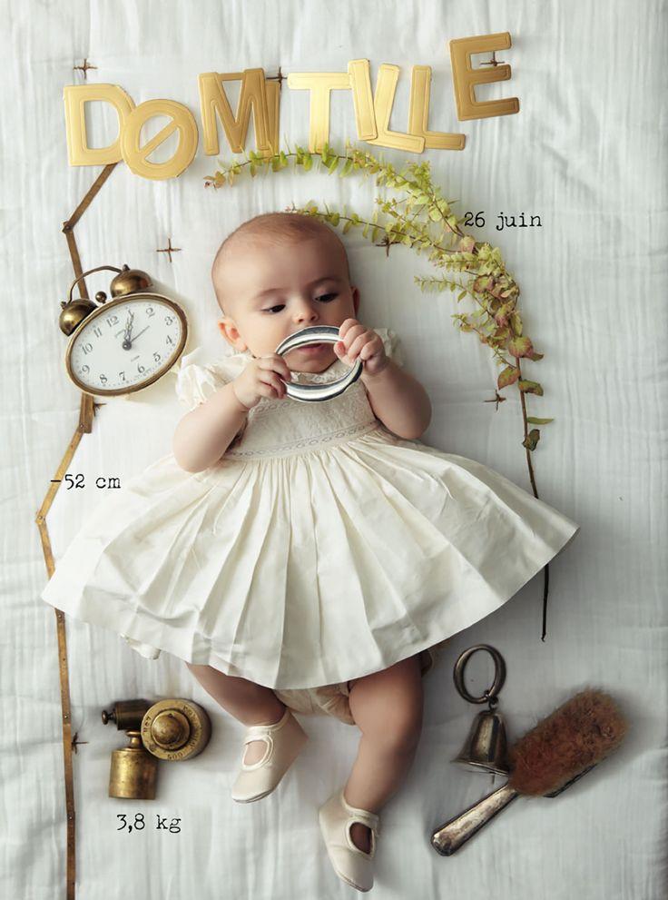 Idée faire part naissance? SERIE MODE : FAIRE-PART Photos : Karel Balas Style : Mélanie Hœpffner
