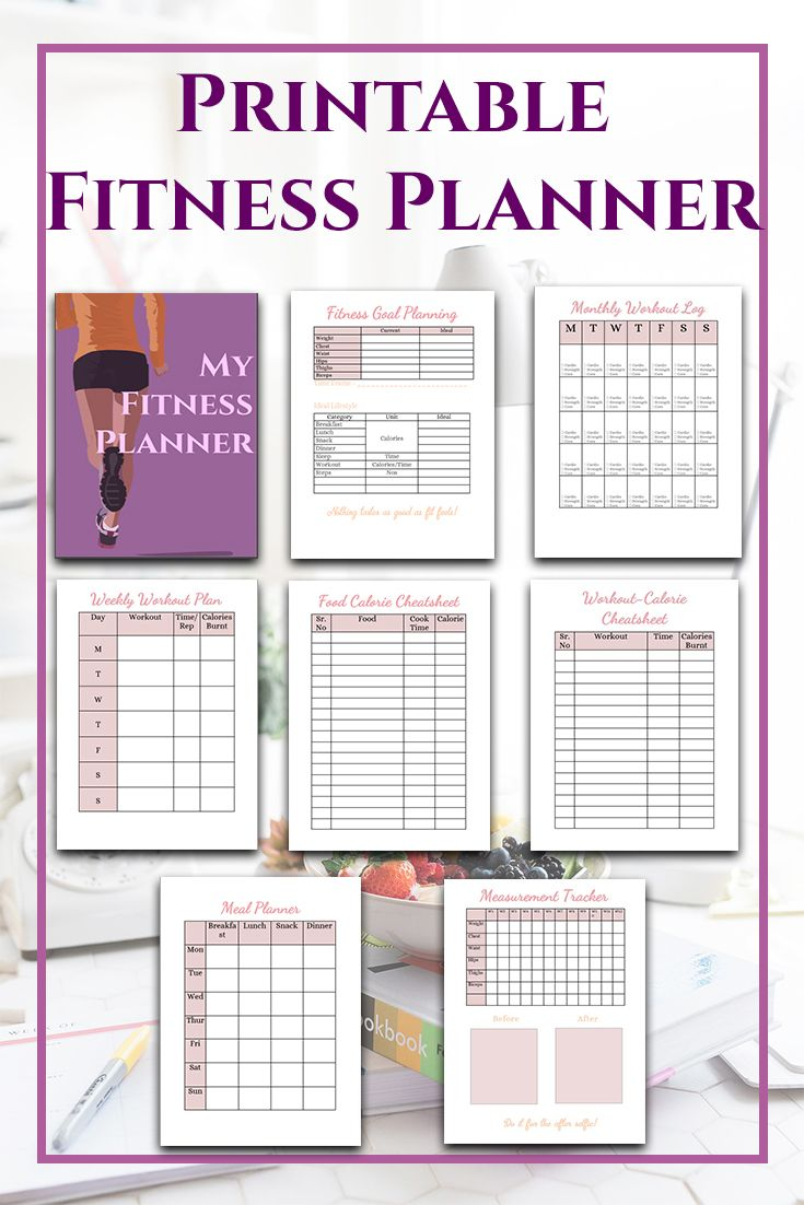 Achieve your fitness goals by using a systematic and organised approach. Use thi…