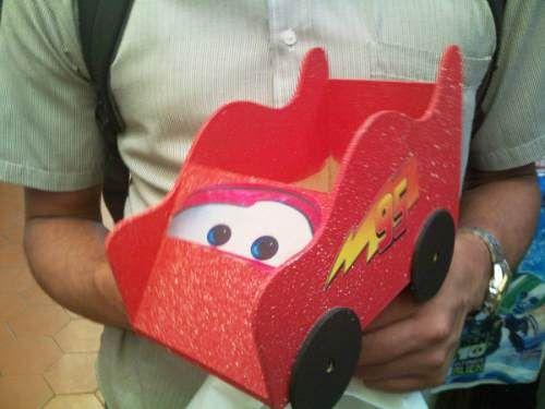 cotillones de cars -