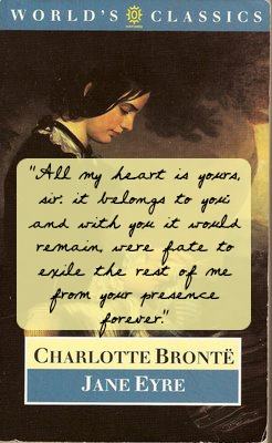jane eyre marriage quotes essay Get the summaries, analysis, and quotes you need  welcome to the litcharts  study guide on charlotte bronte's jane eyre  jane eyre: plot summary  after  losing all of her siblings to illness, brontë married a clergyman she respected, but .