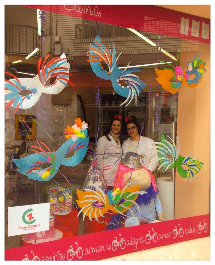 Carnaval y farmaciaeduina