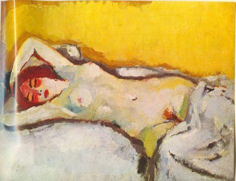 Kees van Dongen, La Dormeuse - 1908