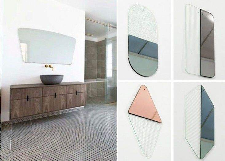 Interesting Mirrors   Remodelista