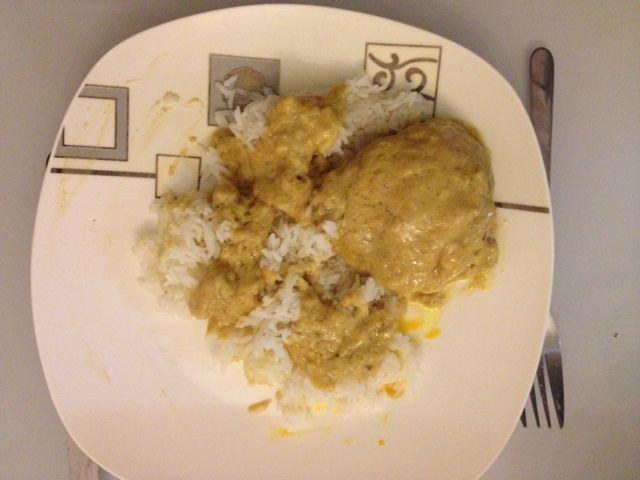 Poulet aux arachides au Microcook - Ma cuisine Tupperware !