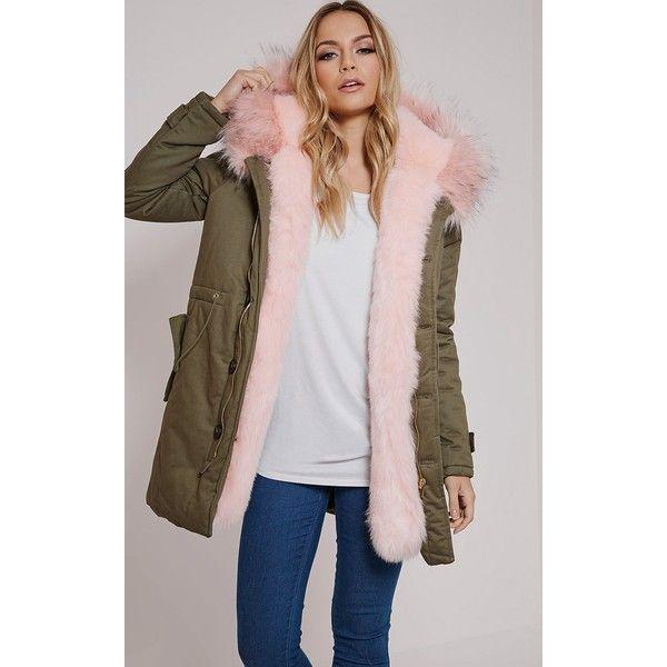 1000  ideas about Fur Lined Coat on Pinterest | Faux fur coats