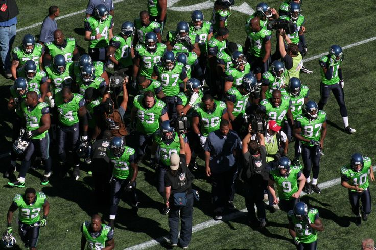 Now you can figure out which Seattle Seahawks player you are by taking this short quiz. You might be surprised by the answer! #SeattleSeahawks #SuperBowl #NFL