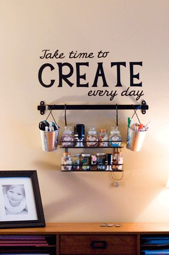 611 Best Images About Craft Room Ideas On Pinterest