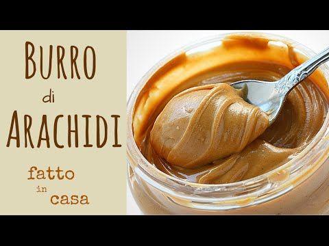 BURRO DI ARACHIDI FATTO IN CASA DA BENEDETTA - Easy Homemade Peanut Butter | Fatto in casa da Benedetta