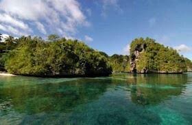Rani Islands, Raja Ampat (Indonesia)