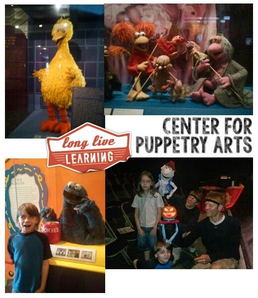 Center for puppetry arts coupon rudolph