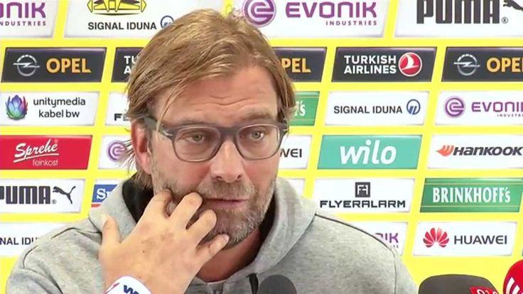 Die Pressekonferenz vor dem Pokalspiel gegen Stuttgarter Kickers | BVB