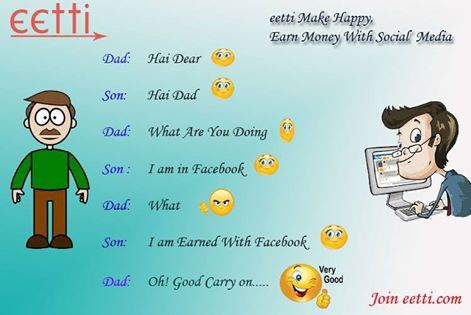 eetti Spent More time with Facebook... Click http://eetti.com/