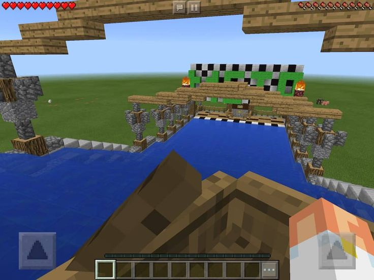 how to make a boat minecraft pe