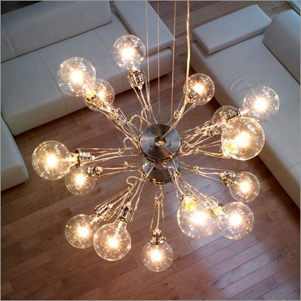 hanglamp lumina matrix doppia suspension light by yaacov kaufman