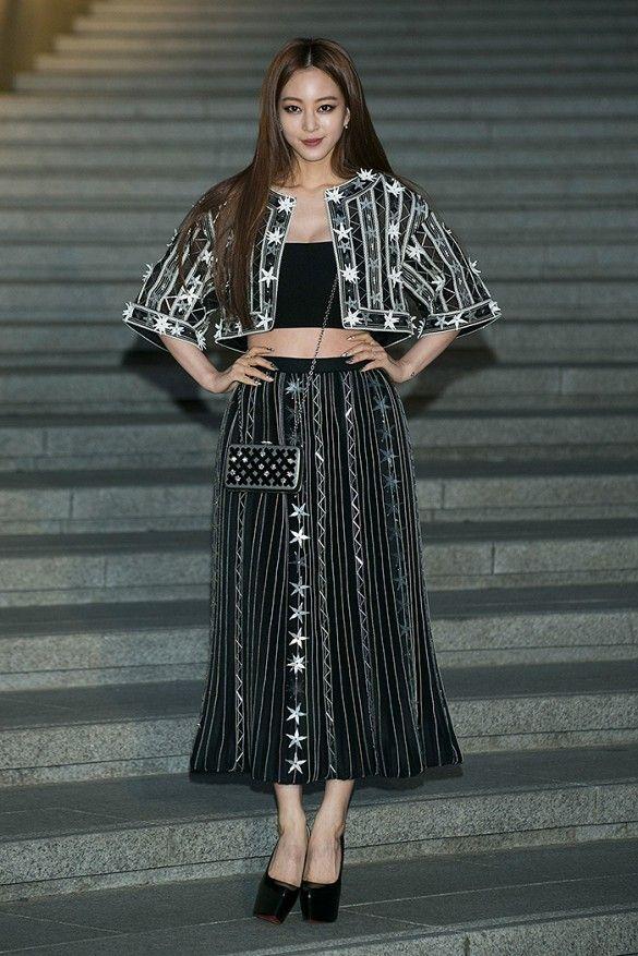 Han Ye Seul Chanel