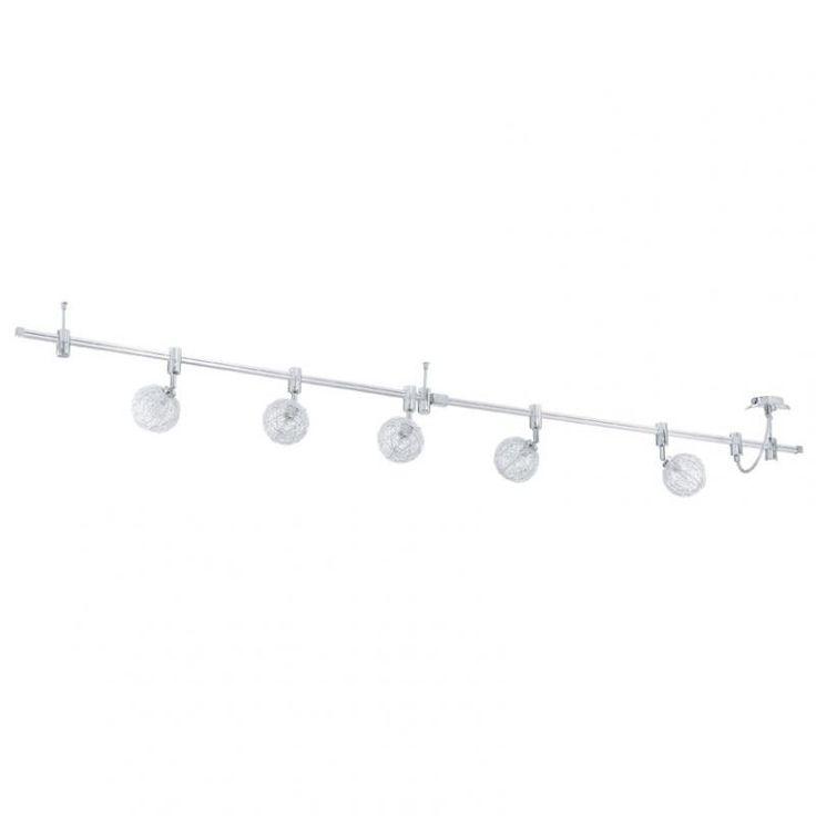 Lustra moderna cu 5 spoturi, L-200cm, Vilanova 93361 EL - Corpuri de iluminat, lustre, aplice