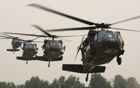 Helicopter-maker Sikorsky to build pilotless Black Hawk